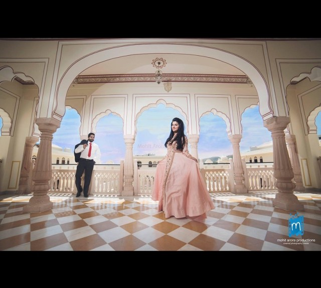 prewedding photoshoot prewedding shoot by Mohit Arora Productions