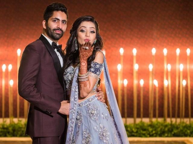 suhani dhanki wedding