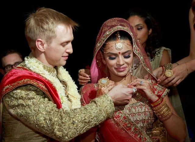 Aashka Goradia wedding