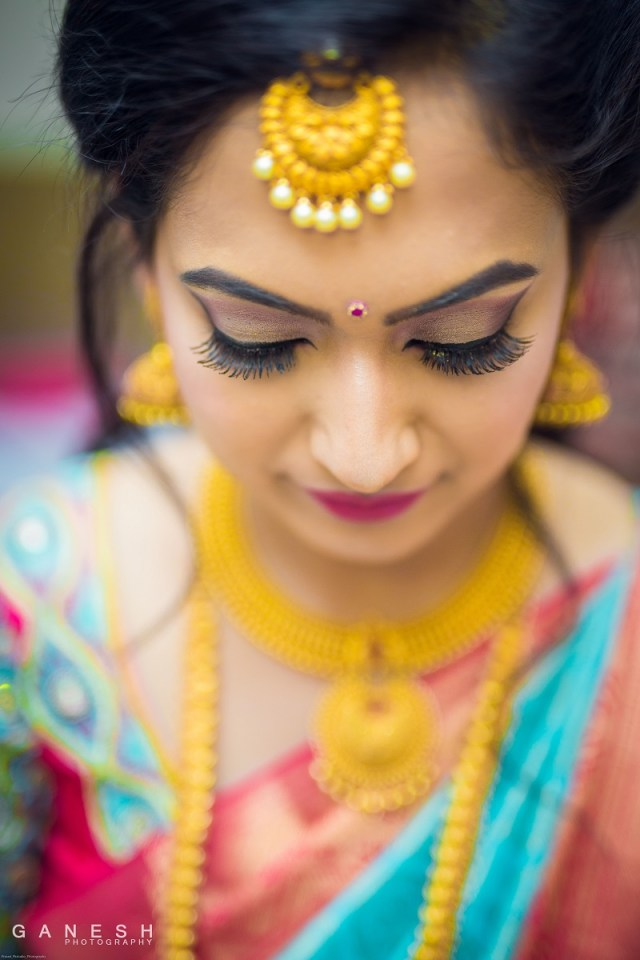 bridal makeup by GlamUp by Shruti Badami