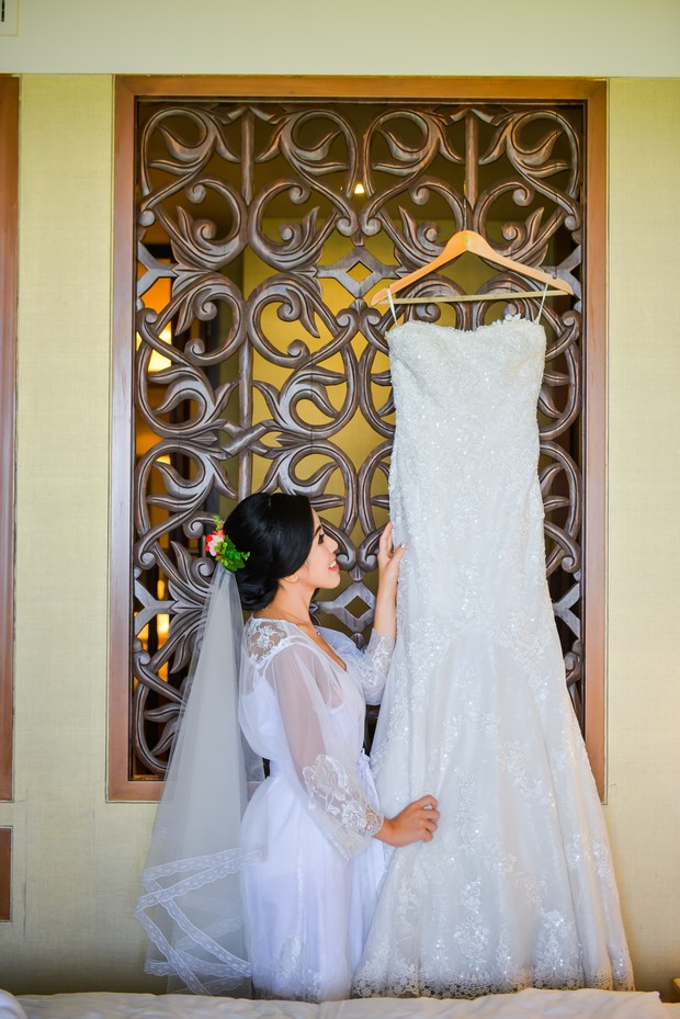 Shangrial Rasa Ria real wedding