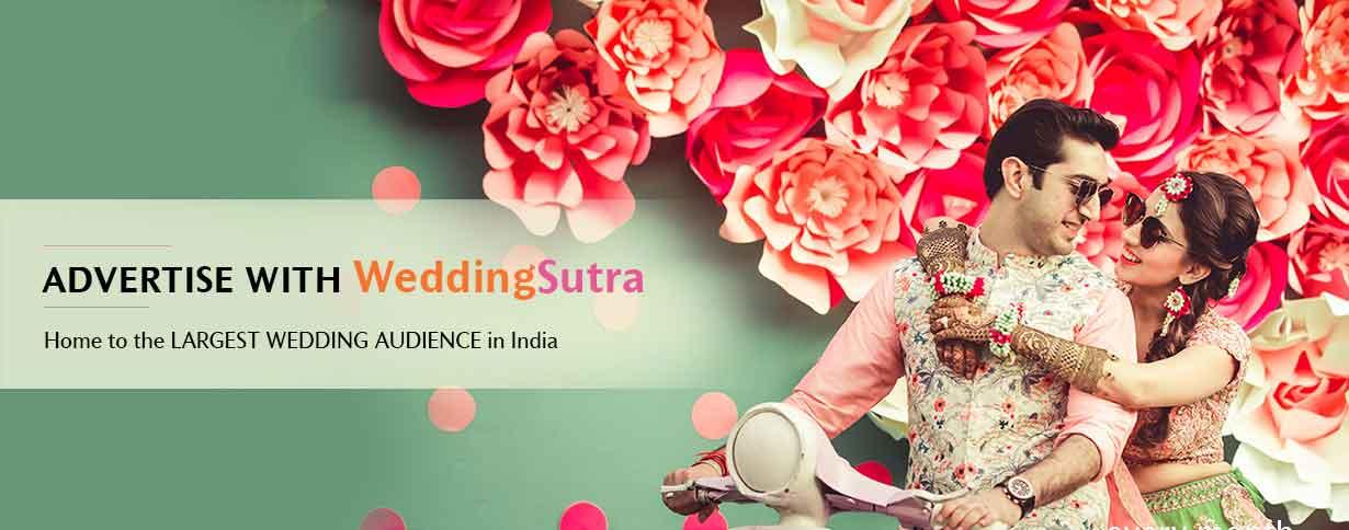 Advertise with WeddingSutra