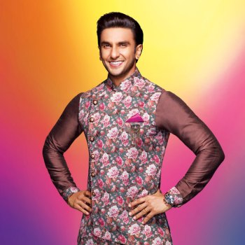 Tradition is Always Trendy! Celebrate in Indian ensembles with Manyavar  & Ranveer Singh