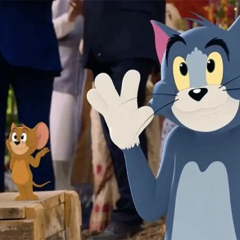 Hollywood gets a desi twist! Aashni + Co dresses the cast of Warner Bros' Tom & Jerry: The Movie in Indian threads