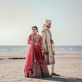 Aditi and Saurabh, Goa