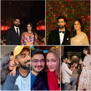Rhea Kapoor, Athiya Shetty, Katrina Kaif, and other celebrities who are likely to get married in 2021