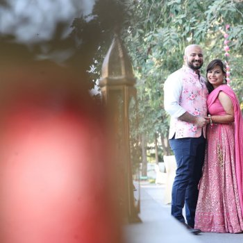 A mesmerizing union of two doctors, this lush Gurugram wedding saw a vibrant spectrum of themes and traditions!