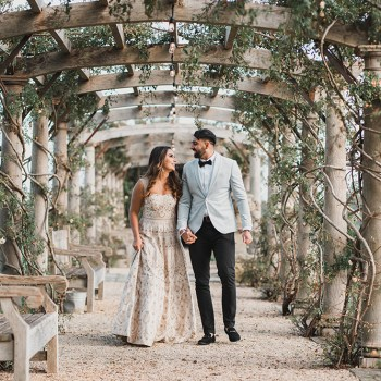 Shot against a classic heritage manor in the British countryside, this couple's pre-wedding photoshoot is straight out of a fairytale!