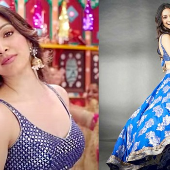 Kiara Advani's blue lehenga from the song 'Hasina Pagal Deewani' is the bold-hue we all need