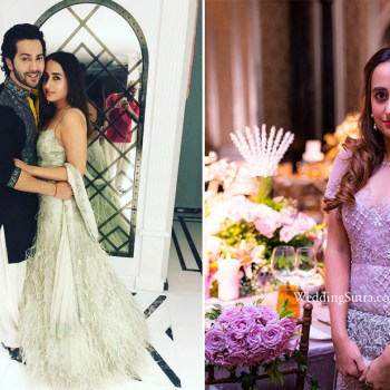 Will Natasha Dalal wear Natasha Dalal Label for her wedding to actor Varun Dhawan?
