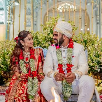 Shivani and Karan, Jaipur
