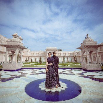 Candid and colorful, this couple's Udaipur pre-wedding photoshoot will leave you inspired!