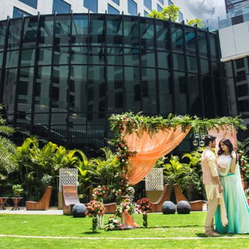 This wedding season conquer the distance between you & your loved ones with 'Vivaah at Novotel'