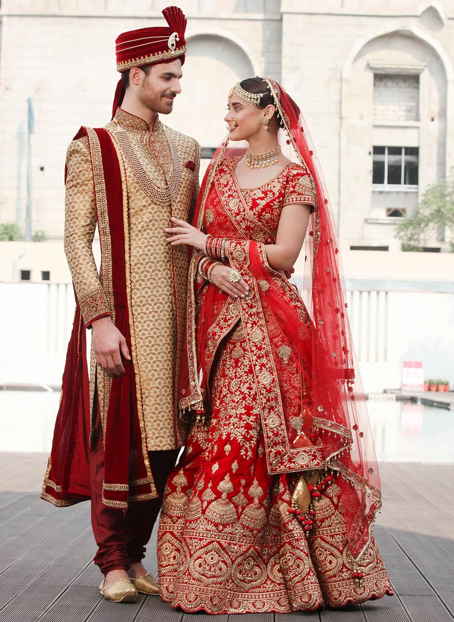 Wedding Style Guide by Manyavar and Mohey