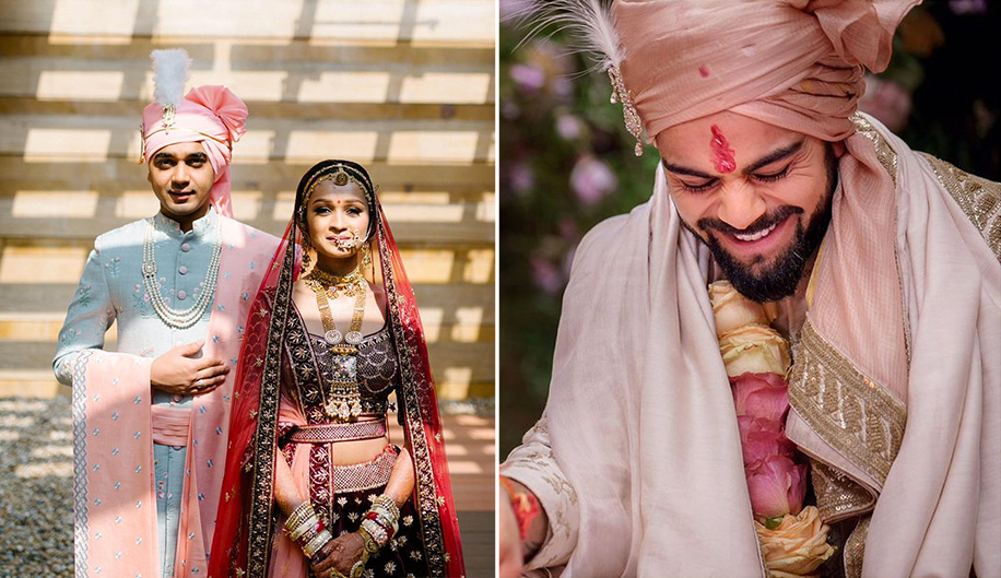12 Trending Safas to up the Big-Day Look