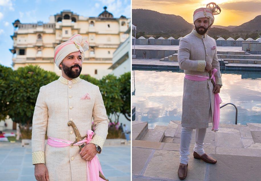 Stylish Ways to Wear A Safa