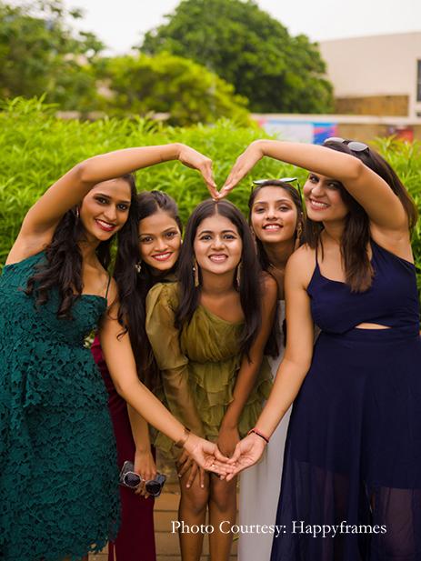 Twinkal Mehta's bachelorette