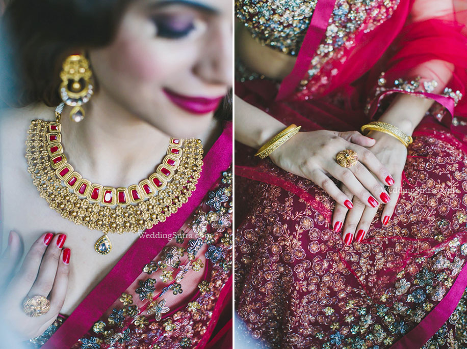 Bridal Diaries with Tanishq Rivaah Wedding Jewellery in Mumbai
