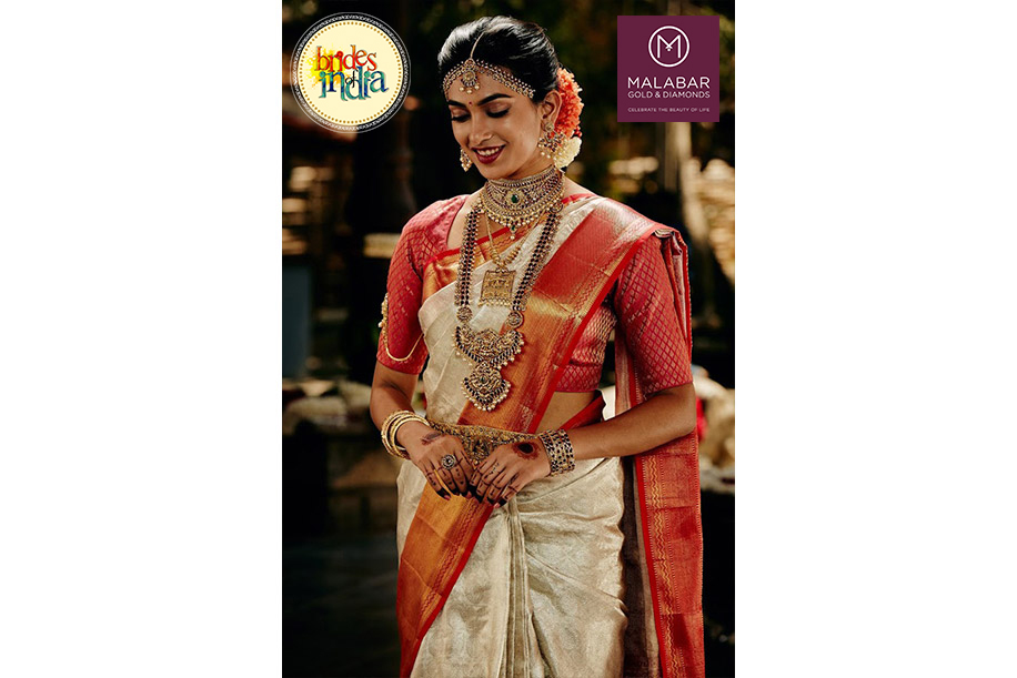 Celebrate Indian traditions with bridal jewellery from Malabar Gold & Diamonds