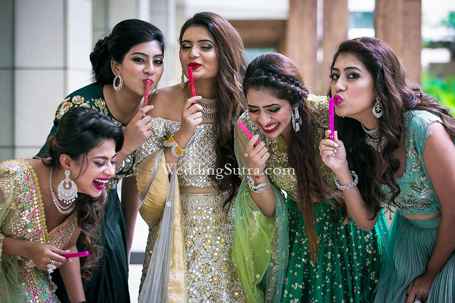 Helly Jogatar - Bridesmaids