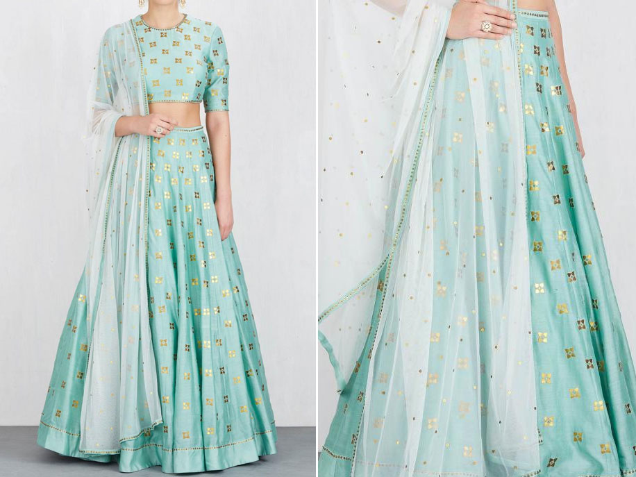 15 Lehengas that aren't Mehenga
