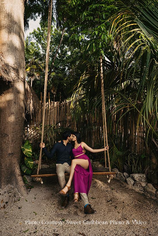 Engagement Shoot of Richa