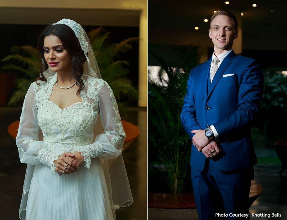 Aashka Goradia and Brent Goble, Gujarat