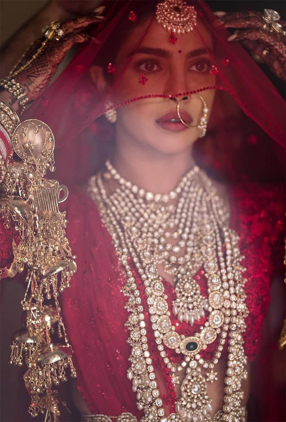 Priyanka Chopra's Hindu Wedding in Jodhpur