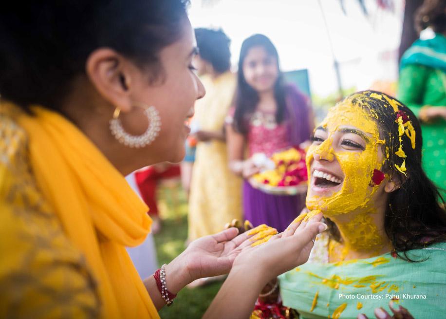 Aashna and Sheekher, Grand Hyatt Goa