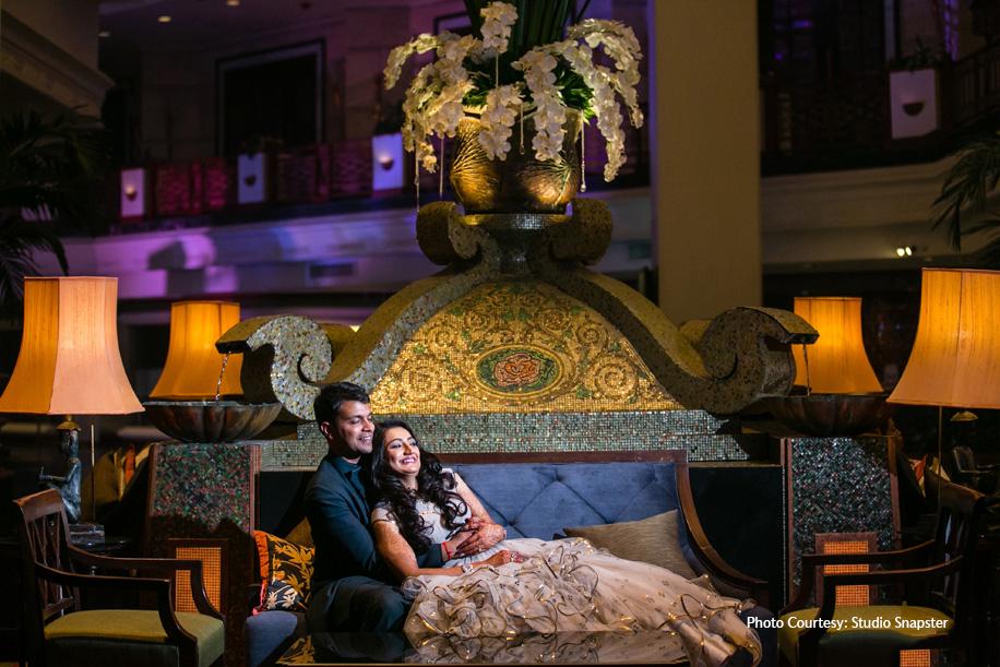 Alysha and Anay, Royal Cliff Grand Hotel, Pattaya, Thailand