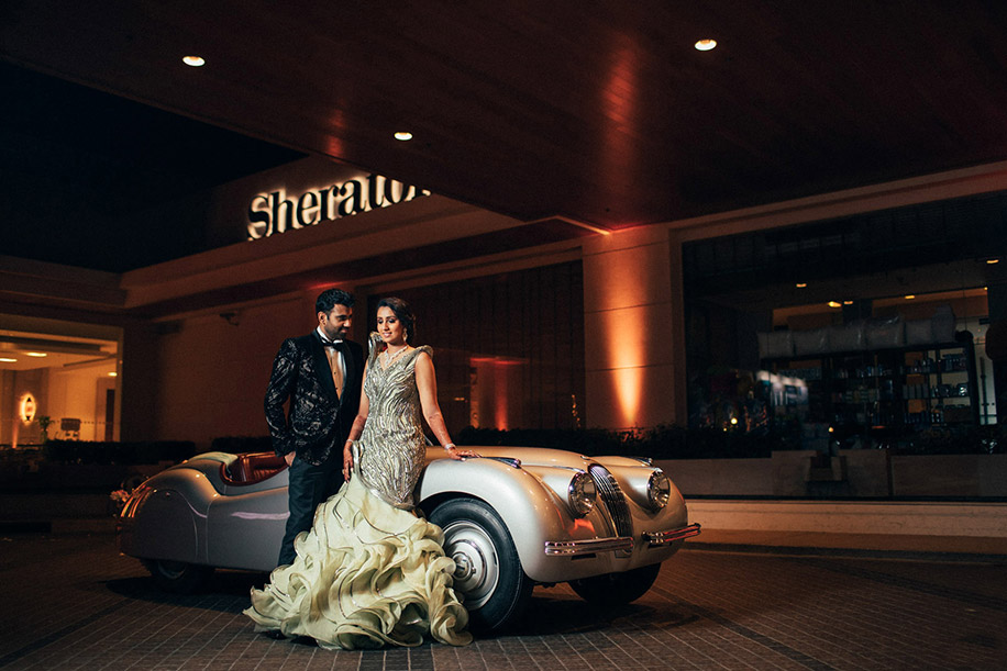 Bhavika and Anil, Sheraton Hua Hin Resort & Spa