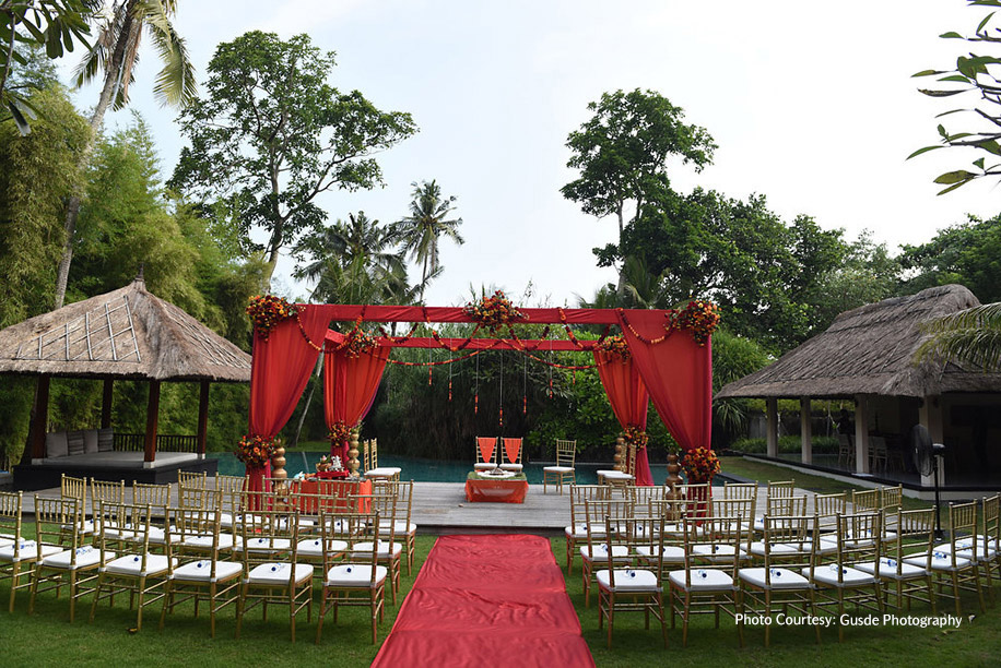 Dipesh and Julie, Seseh Beach Villa, Bali
