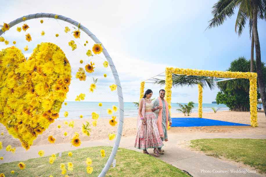 Nandita and Prabhav, Thailand