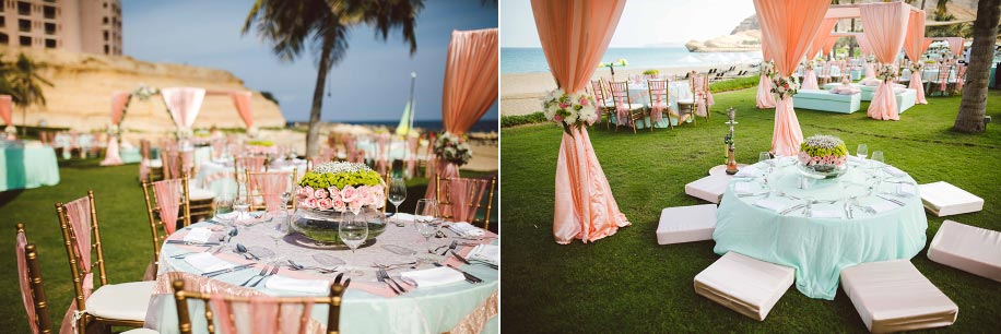 Wedding Dining Set-ups