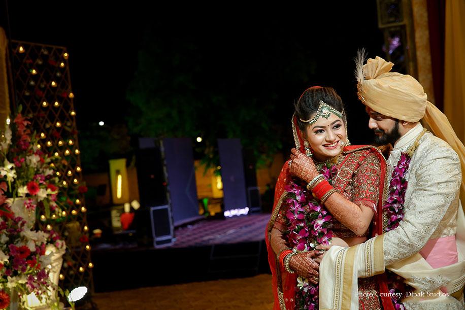 Anushri and Aditya, Kanpur