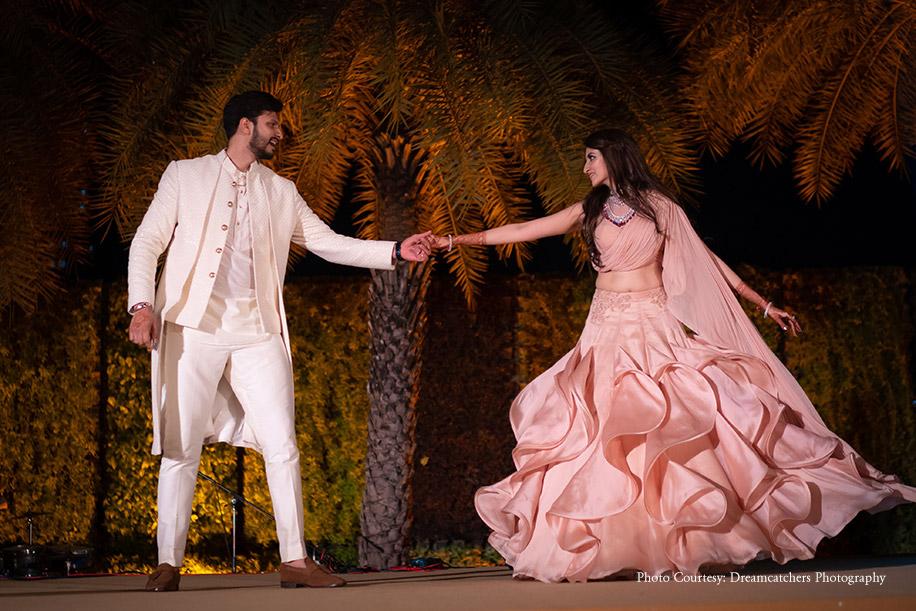 Dhanvee & Jay, ITC Grand Maratha, Mumbai