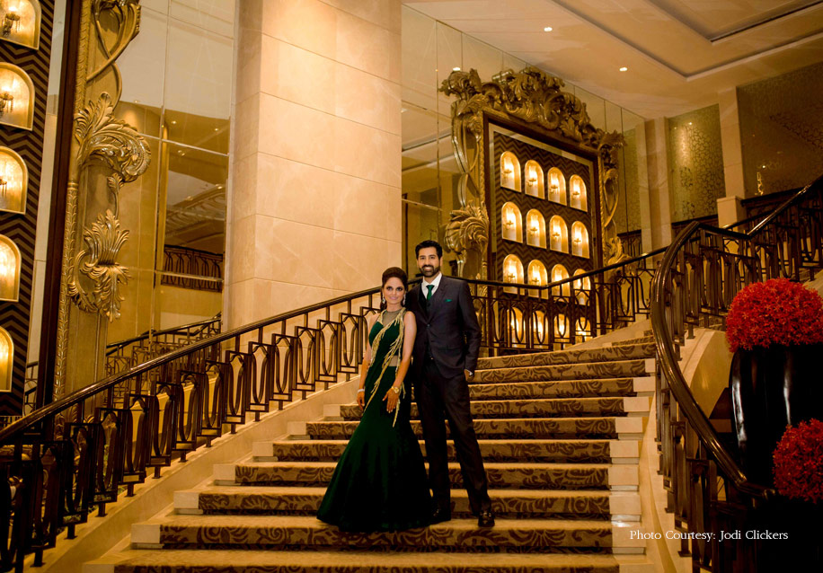 Divya and Ravi, The St. Regis Mumbai