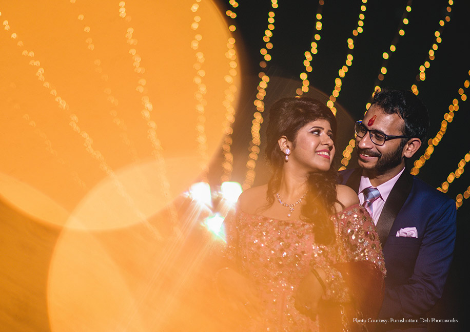 Gunjan and Anudit, Tivoli Garden Resort Hotel, Chattarpur, New Delhi