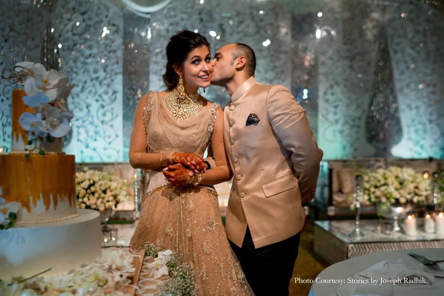 Hannah and Saif, Taj Lands End, Mumbai