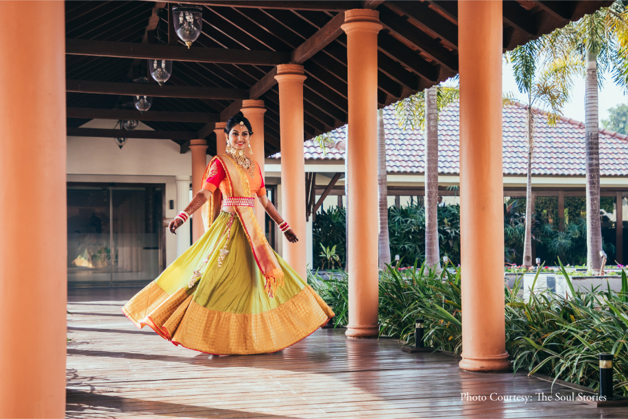 Khushbu and Arth, Madhuban Resort & Spa, Anand