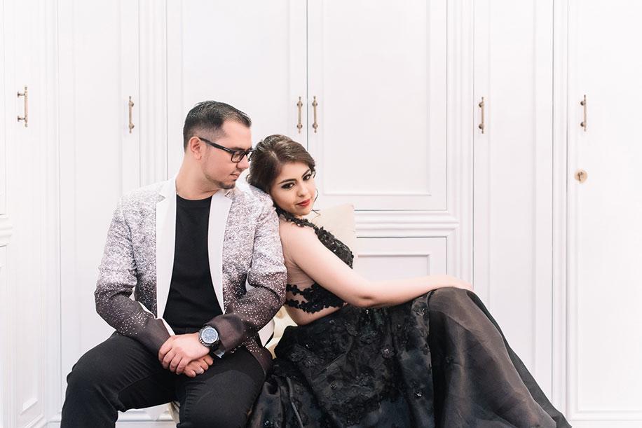 Natasha and Amrit, Ritz Carlton, Jakarta
