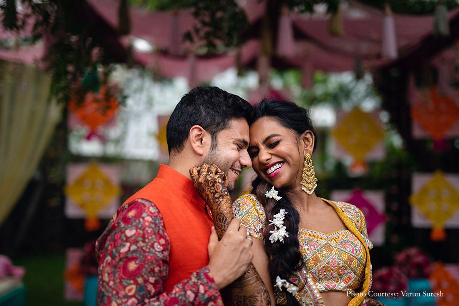 Nandini and Teja, Chennai