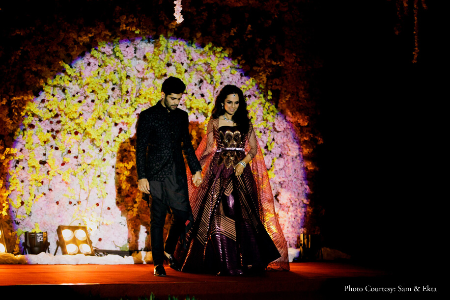Pritisha and Sandeep, Bangkok, Thailand