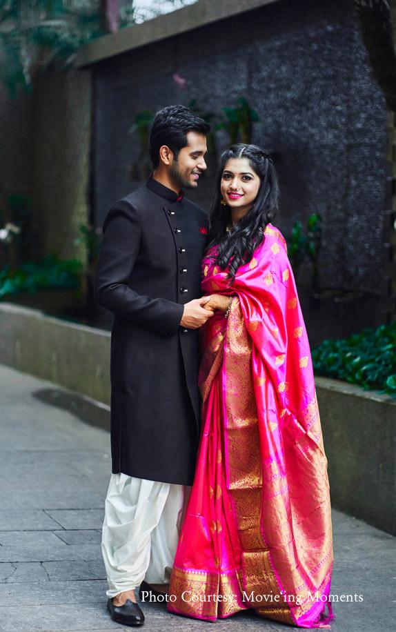 Priyanka and Swapnil, The Park Hotel Navi Mumbai
