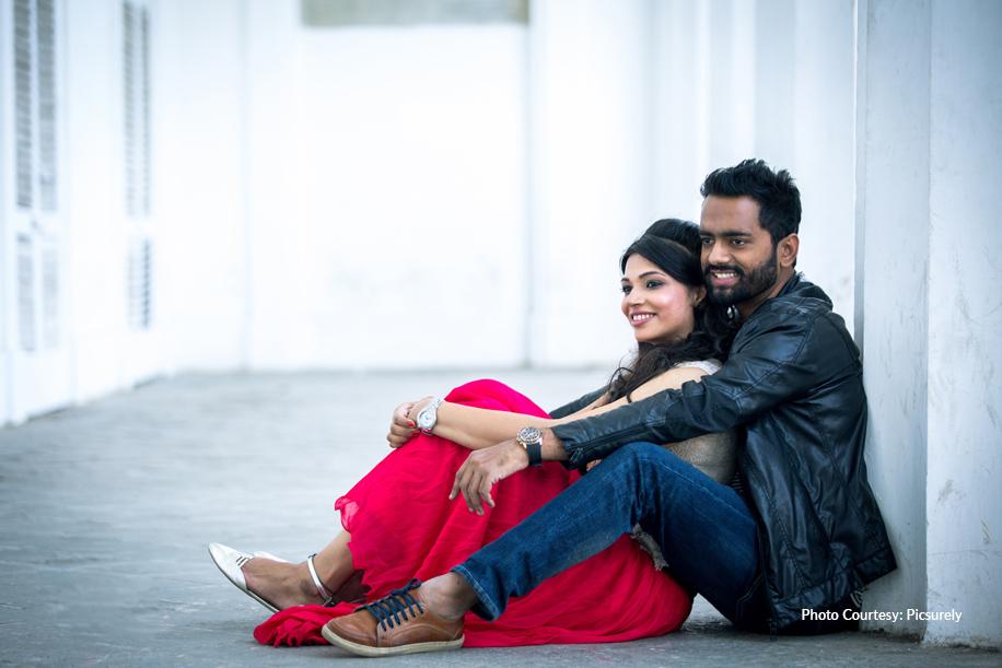 Shikha and Rahul, Radisson Blu Udaipur, Rajasthan