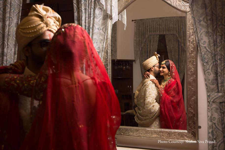 Rakshitha and Puskar, NK Villa - Casa De Sherose, Goa