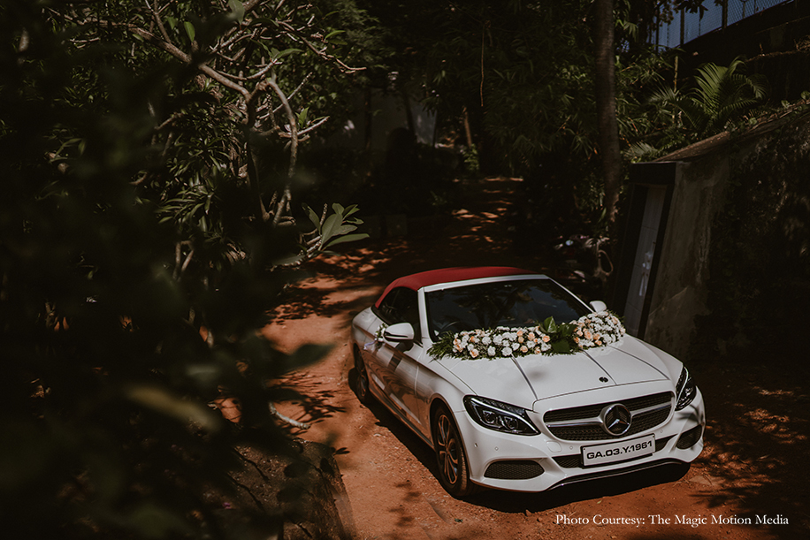 Stacey and Ruel, Goa