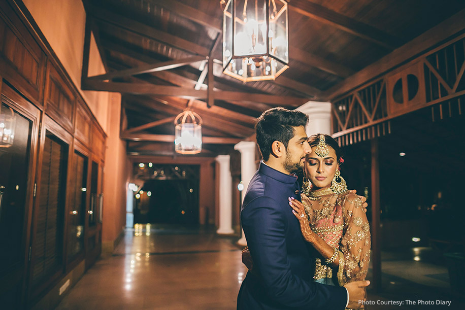 Sanaa and Parth, Park Hyatt Goa Resort and Spa