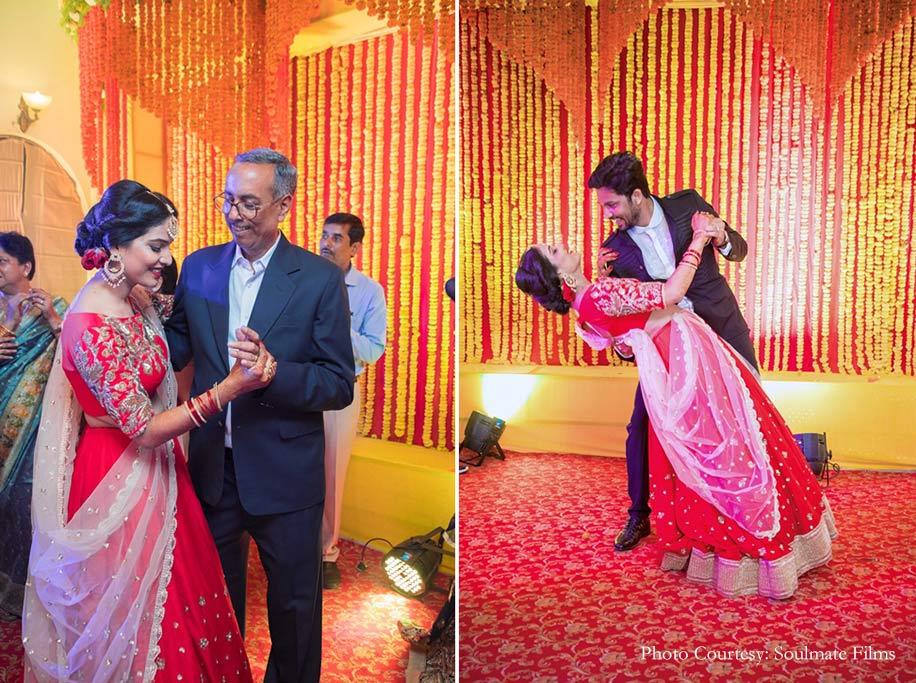 Shailja and Yati, Hotel Allahabad Regency, Allahabad