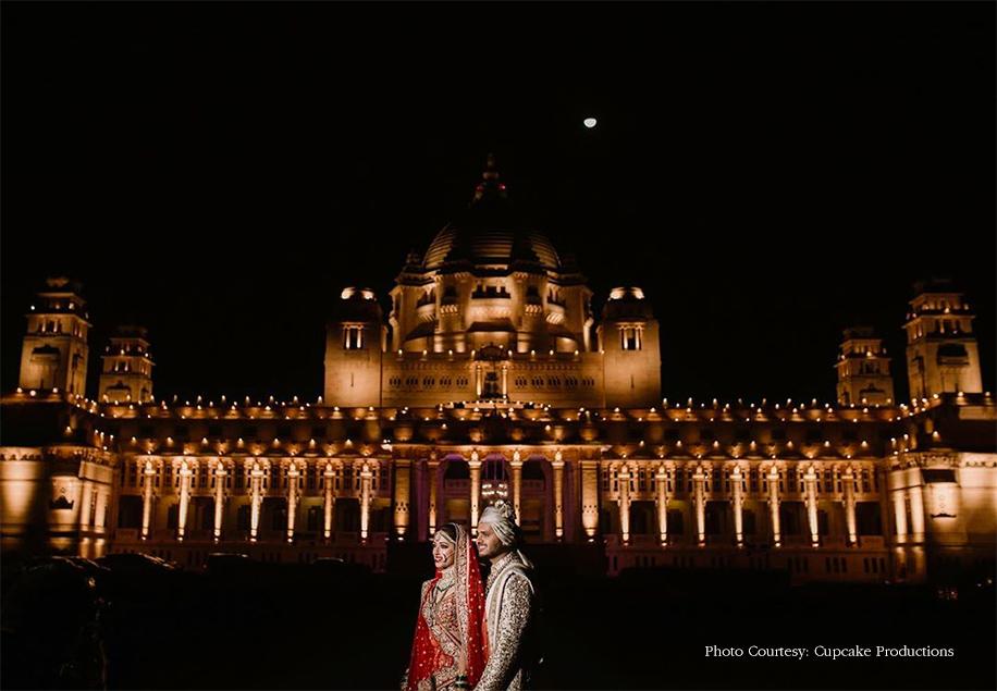 Shruti adn Rohit, Umaid Bhawan Palace, Jodhpur